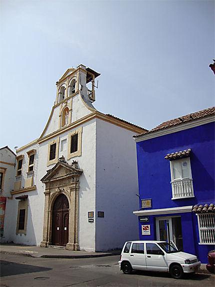 Iglesia de Santo Toribio de Mongrovejo