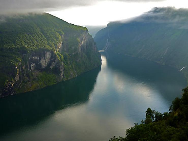 Geiranger, la perle des fjords