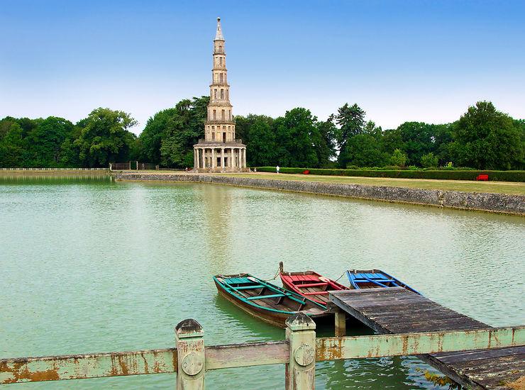 La pagode de Chanteloup - Indre-et-Loire