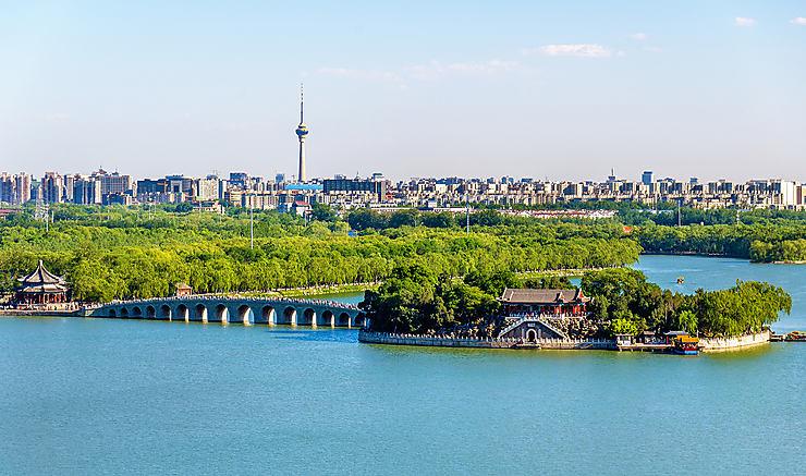 3e jour : le Palais d'été ou la Grande Muraille de Chine