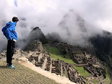 Machu Picchu, Pérou - Avril 2014