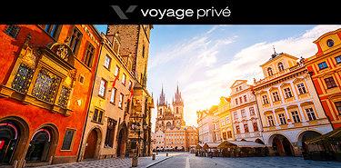 Prague : prix fous sur des hôtels 4 et 5*