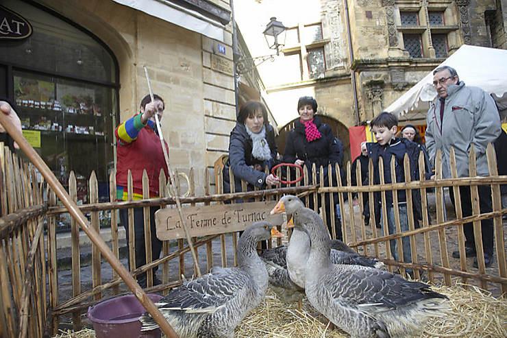 Fest'Oie à Sarlat