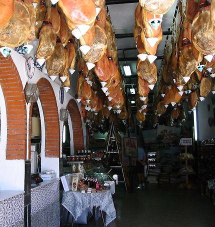 Jambon de Trevelez, Guadix