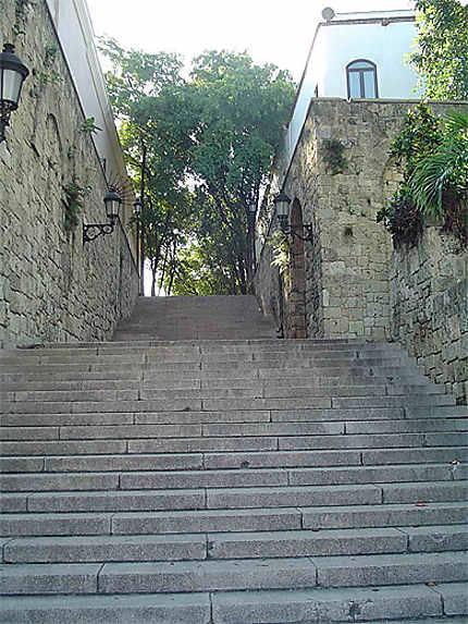 Ville Saint Domingue