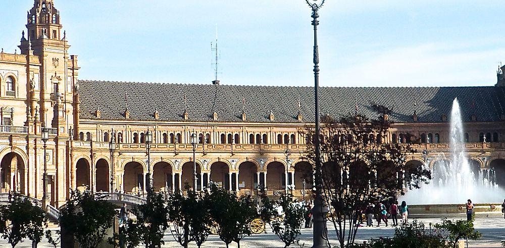 3 jours d'automne à Séville