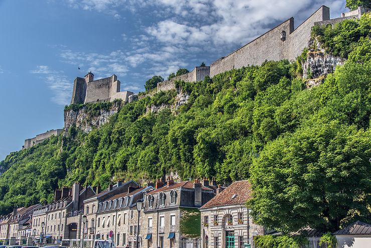 Besançon et la Loue, au pays de Courbet