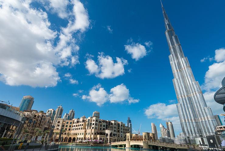 Burj Khalifa - Dubaï, Émirats Arabes Unis