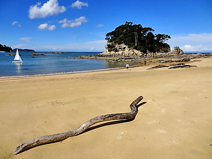 Parc national Abel Tasman : une nature de rêve !