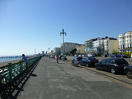32 degrés à Brighton, Rare !