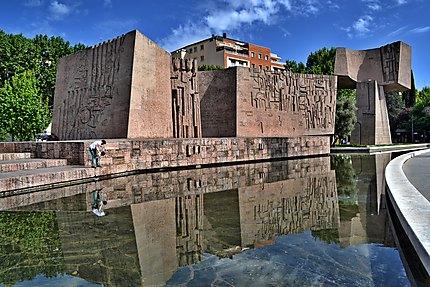 Reflet à Madrid