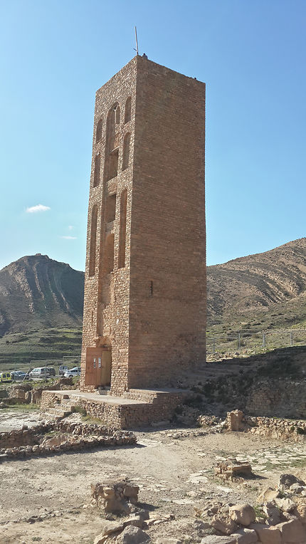 La citadelle de Beni Hammad
