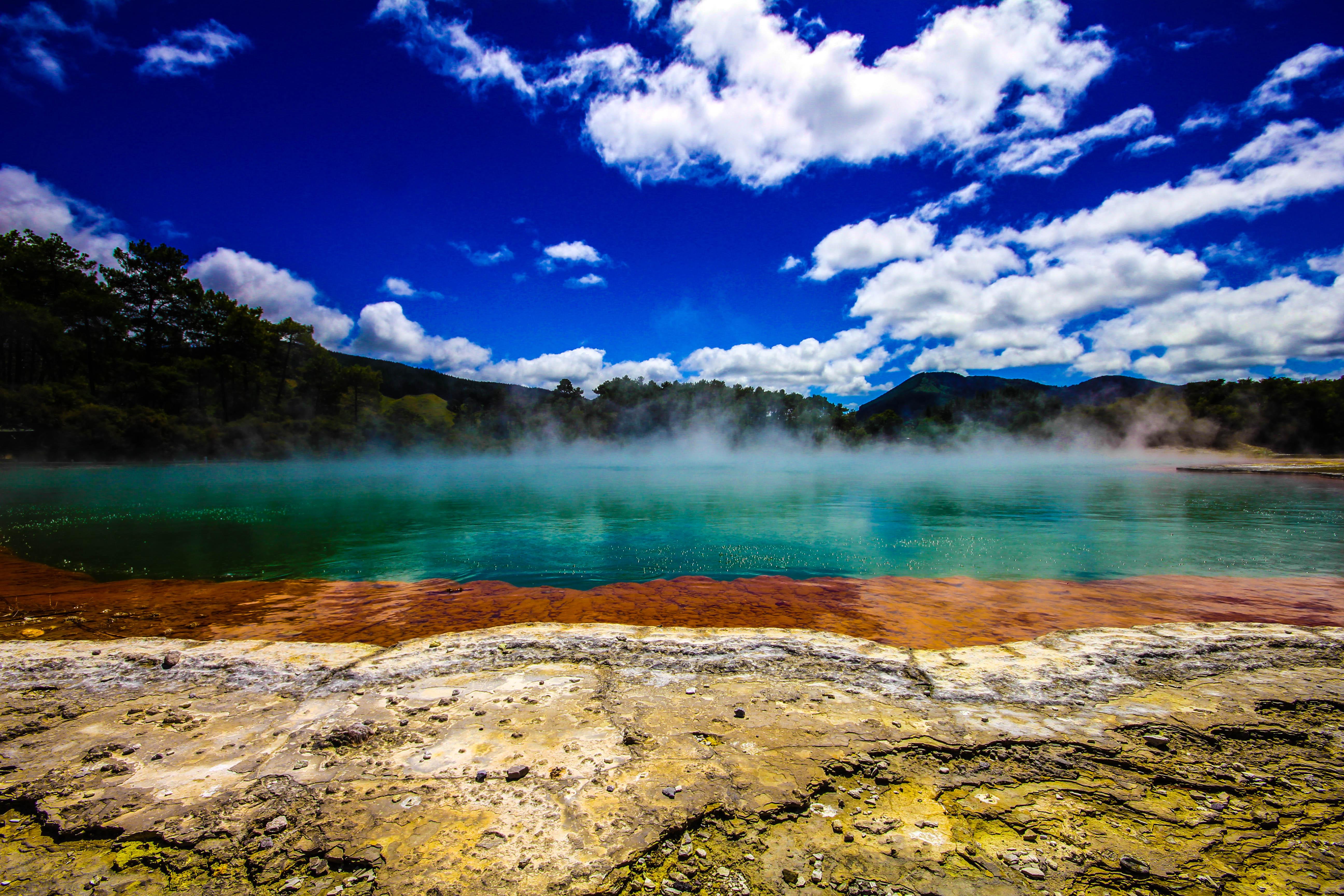 Rotorua - Nouvelle-Zélande