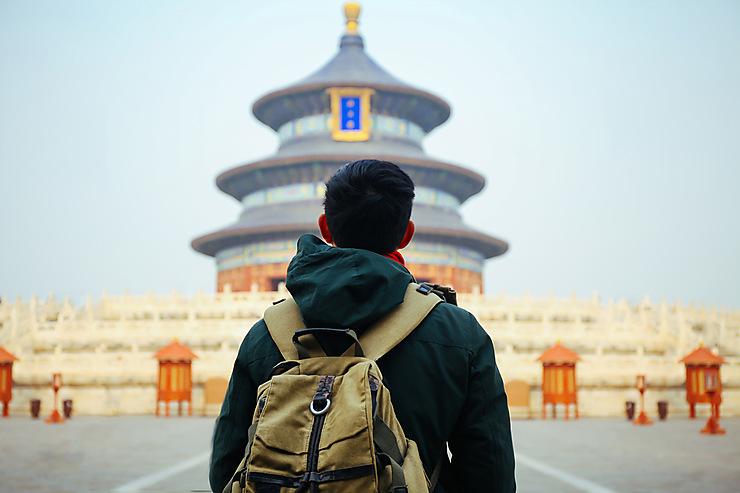 Trois jours à Pékin