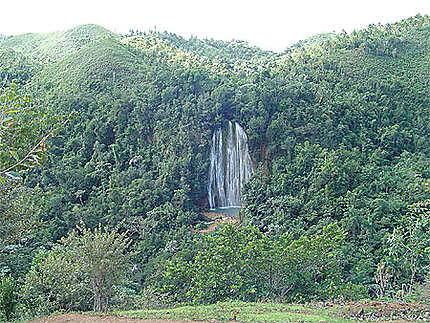 Cascade El limon près de Las Terrenas