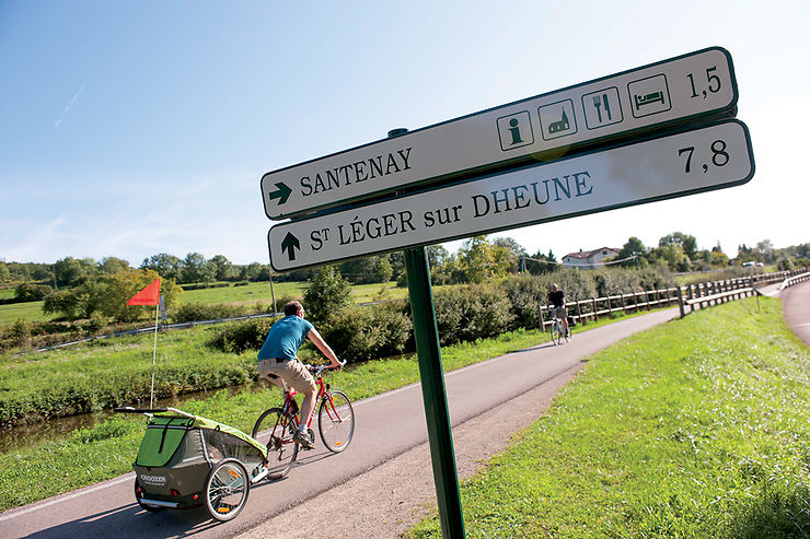 EuroVelo 6 : l'une des grandes routes cyclables d'Europe