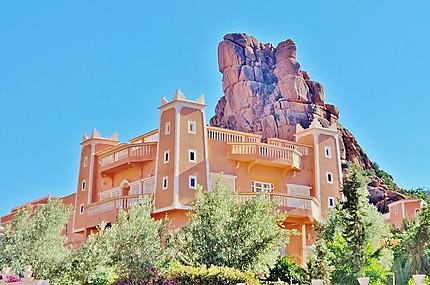 Deumeure du sud Marocain