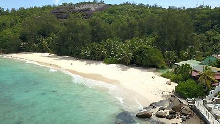 Anse Soleil à Mahé aux Seychelles
