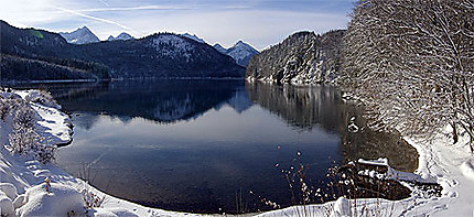 Lac d'Alpsee