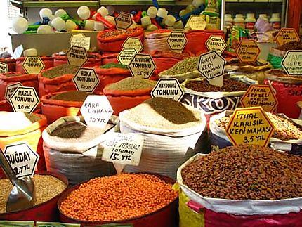 Bazar Egyptien (marché aux épices)