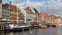 Copenhague, cool Scandinavia