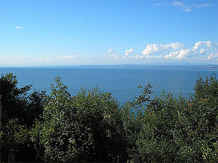 La baie d'Izola