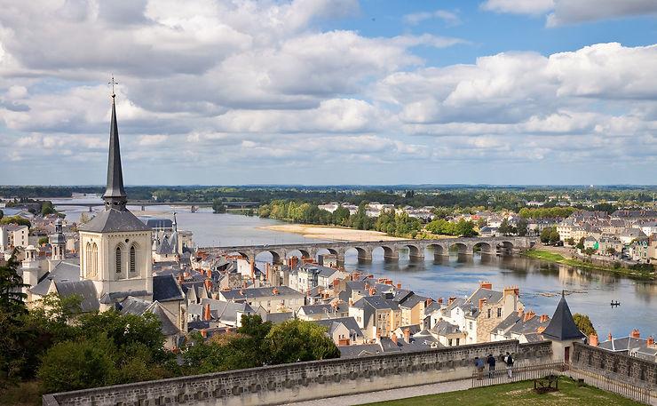 Saumur, séduisant Anjou