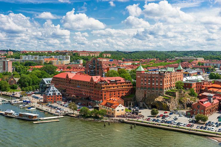 Göteborg, l'air du large