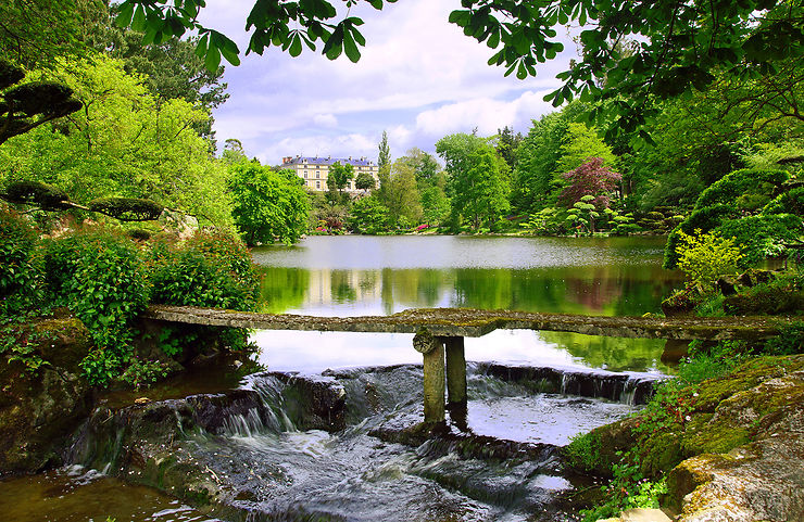 Balades nature : randonnées et jardins