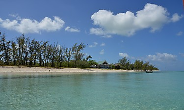 Île aux Cocos (au large de Rodrigues)