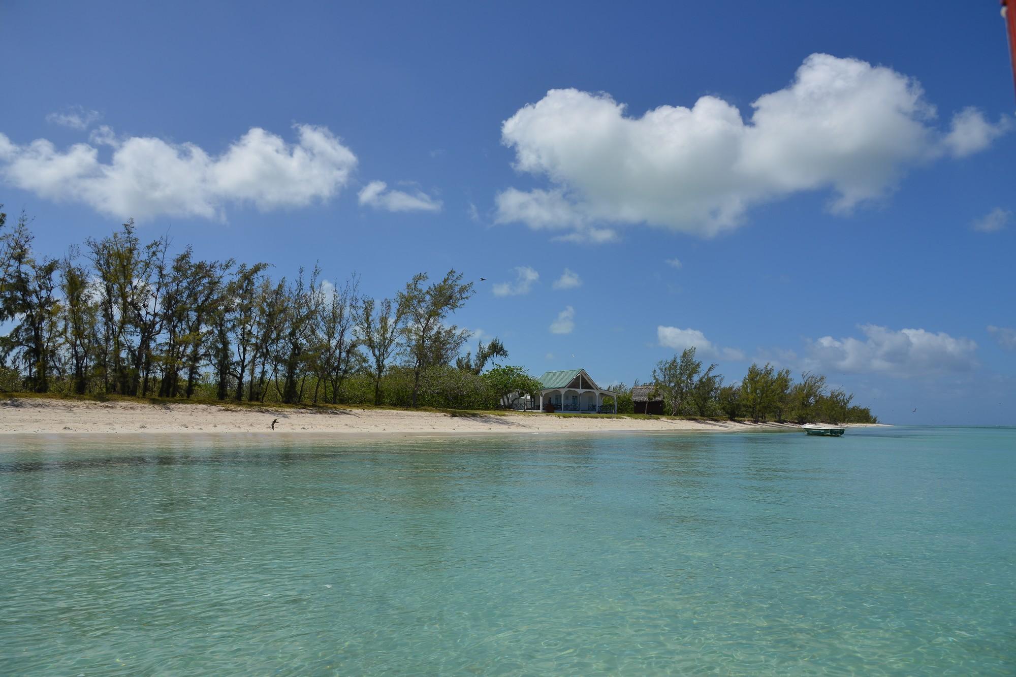 Île aux Cocos - Île Maurice, Rodrigues
