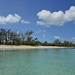 Arrivée île aux cocos, île Rodrigues