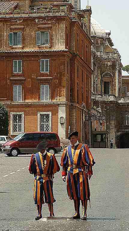Vatican - Bon, on fait quoi maintenant?