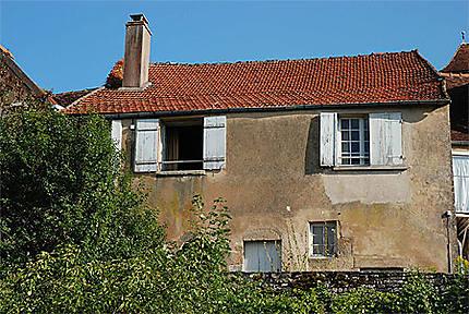 Maison de Village à Vézelay