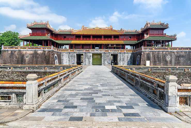 Au Centre du Vietnam, s'émerveiller à Hue