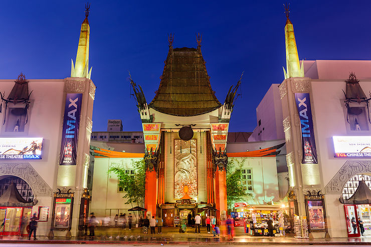 Hollywood / West Hollywood : la Mecque du cinéma et de la fête