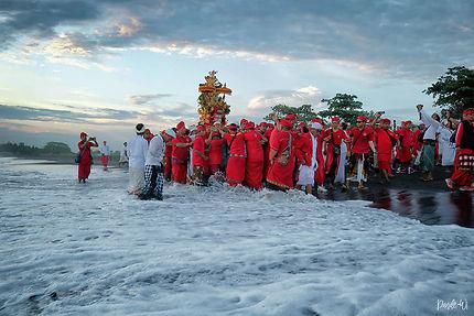 4 jours avant Nyepi