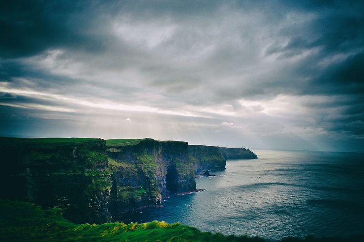 Falaise de Moher, Irlande