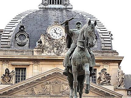 Statue du Maréchal Joffre