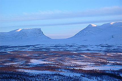 Aux Portes de la Laponie...