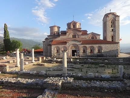 Saint Clément à Plaosnik