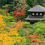 Le Pavillon d'Argent, à Kyoto