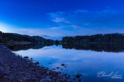 A l'heure bleue, le Loch se réveille