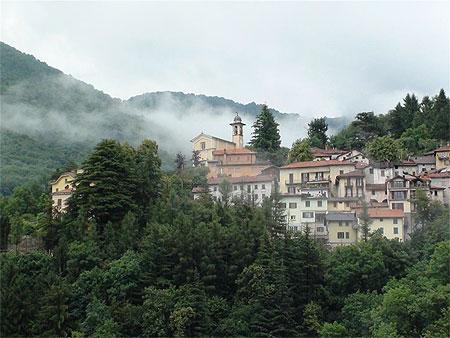 Le village de Molina