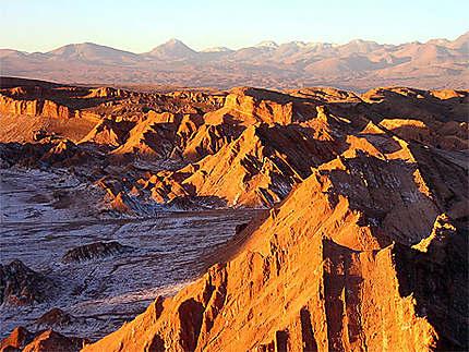Atacama - Vallée de la Lune