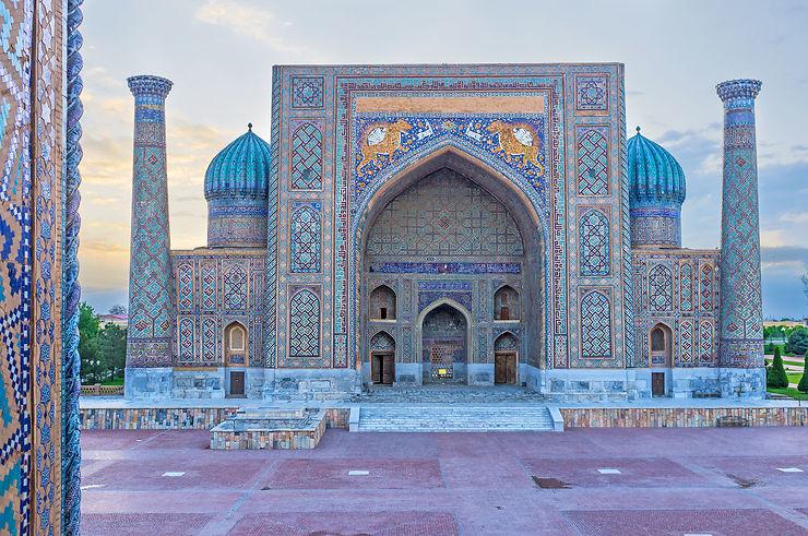 Formalités - Ouzbékistan : exemption de visa pour les séjours jusqu'à 30 jours