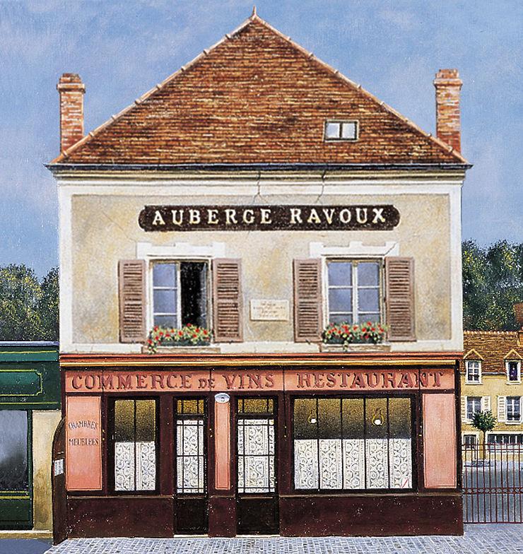 Covid-19 - L'Auberge de Van Gogh à Auvers-sur-Oise fermée au public jusqu'en 2021