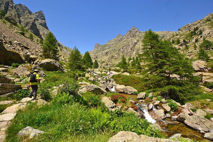 Balades dans les vallées du Mercantour