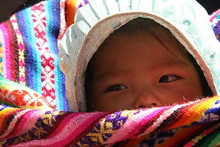 Enfant à Arequipa