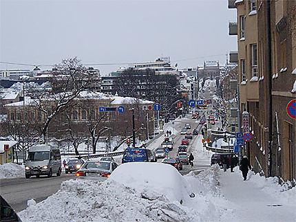 Turku en hiver